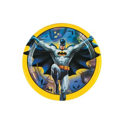 quickview · image of Batman™ Paper Dessert Plates with sku13754473  sc 1 st  Oriental Trading & Batman™ Paper Dinner Plates
