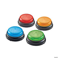 Learning Resources® Lights & Sounds Buzzers