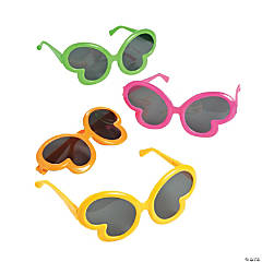 Kids Butterfly Sunglasses PDQ