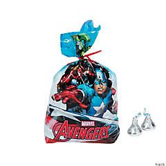 Avengers™ Cellophane Treat Bags