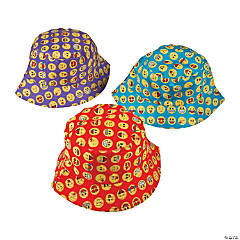 Emoji Bucket Hats