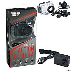 Sharper Image® HD Mini Action Camera