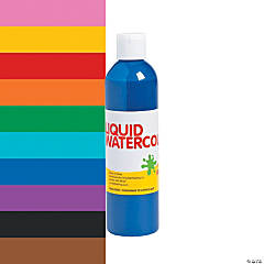 Liquid Watercolor Washable Paint