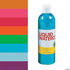 Tropical Color Liquid Watercolor Paint