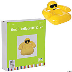 Inflatable Emoji Chair