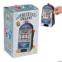 Jumbo Slot Machine Bank