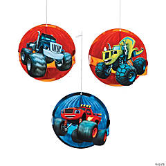 Blaze and the Monster Machines™ Honeycomb Décor