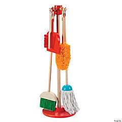 Melissa & Doug® Let's Play House!™ Dust, Sweep & Mop