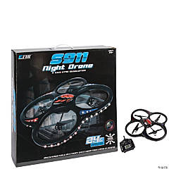 R/C Quadcopter with Bumpers