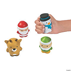 Holiday Character Stress Toys PDQ