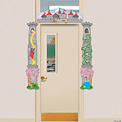 Fairy Tale Door Border