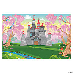 Castle Backdrop Banner