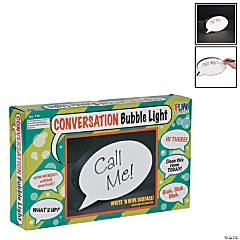 Conversation Bubble Light