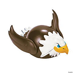 Bald Eagle Foam Hat