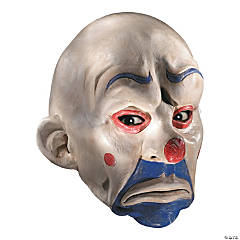 Adults' Joker Clown Mask