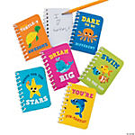 Under the Sea Mini Spiral Notepads