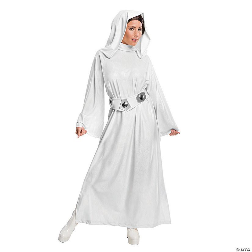 sc 1 st  Oriental Trading & Womenu0027s Star Wars™ Hooded Princess Leia Costume