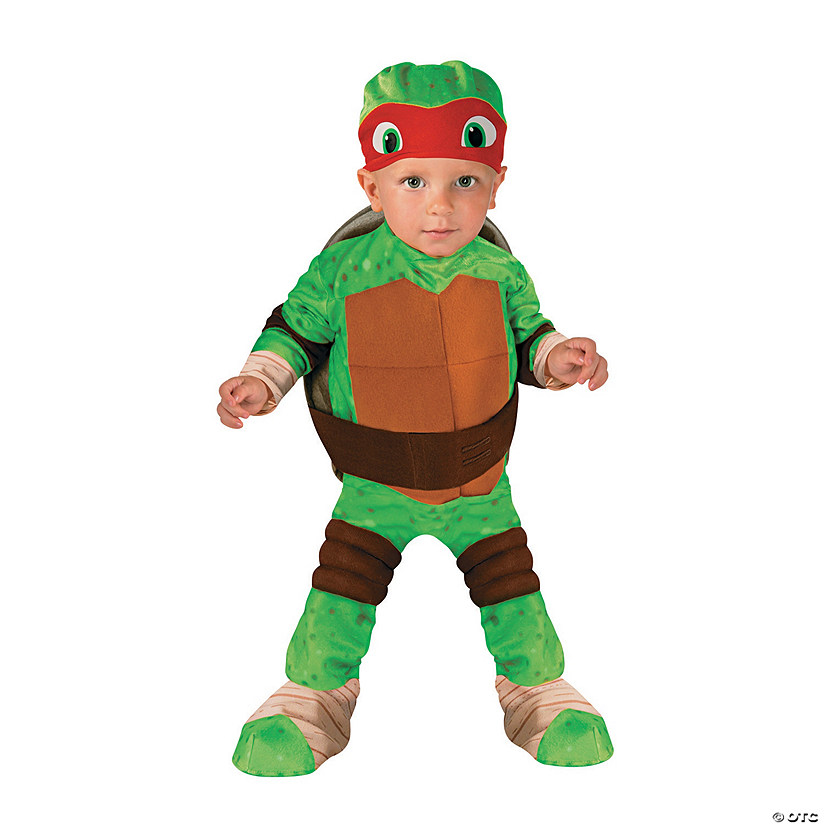sc 1 st  Oriental Trading & Baby/Toddler Teenage Mutant Ninja Turtles™ Raphael Costume