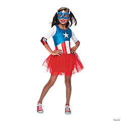 Girl's American Dream Costume
