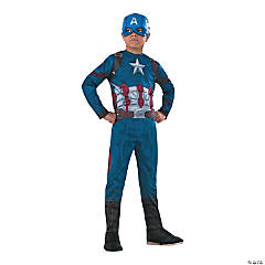 Boy's Captain America: Civil War™ Captain America Costume