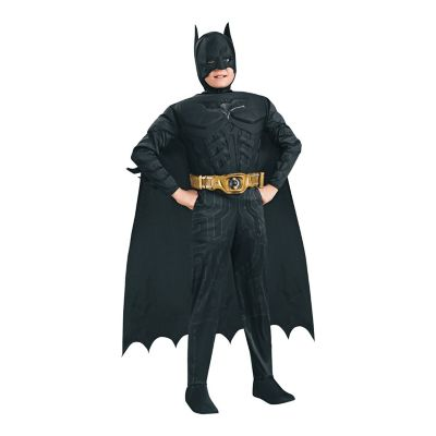 quickview · image of Boyu0027s Deluxe Muscle Chest Dark Knight Batman™ Costume - Large with sku  sc 1 st  Oriental Trading & Boyu0027s Deluxe Muscle Chest Dark Knight Batman™ Costume