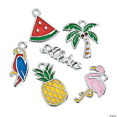 Tropical Fun Charms