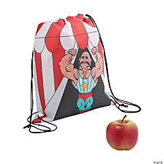 Circus Drawstring Backpacks