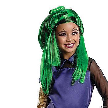 Childs Oriental Wig 24