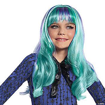 Childs Oriental Wig 109