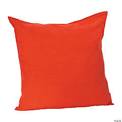 Jumbo Red Floor Pillow