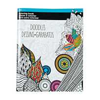 Quickview Image Of ArtZoneTM Doodles Coloring Book With Sku13773020