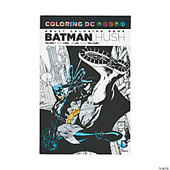 Batman™ Hush Adult Coloring Book