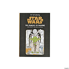 Star Wars™ Adult Coloring Book