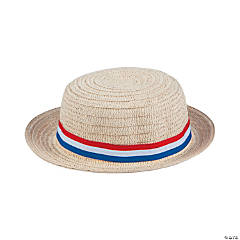 Patriotic Boater Hats