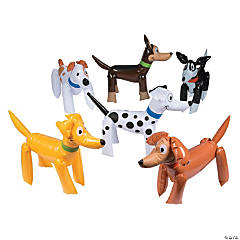Inflatable Dog Assortment