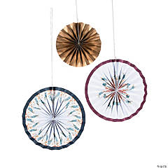 Sweet Fall Printed Hanging Fans