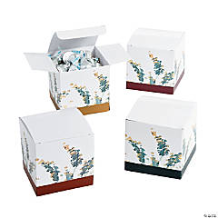 Sweet Fall Favor Boxes