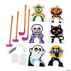 spookadelic halloween golf game - Halloween Novelties Wholesale