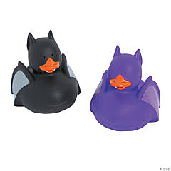 Bat Rubber Duckies