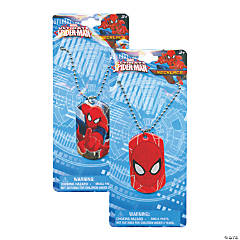 Spider-Man™ Dog Tag Necklace