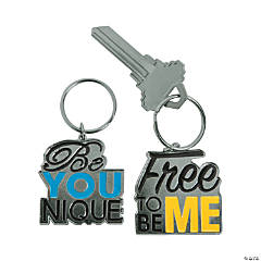 Be You Keychains