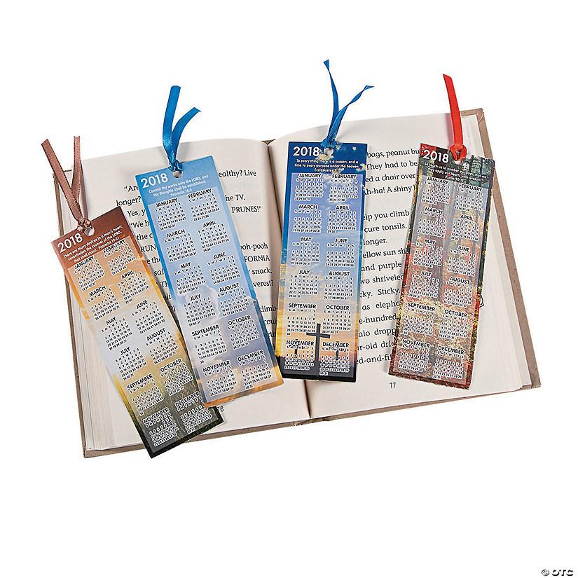 Calendar Bookmark : Religious calendar bookmarks