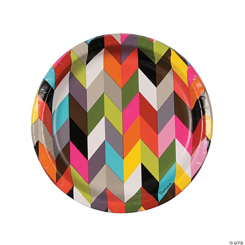 French Bull® Ziggy Paper Dinner Plates