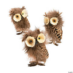 Feathered Owls