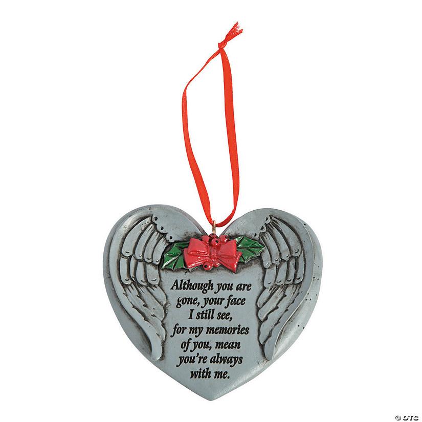 Memorial Christmas Ornament