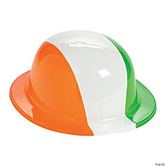 St. Patrick's Day Tri-Color Derby Hats