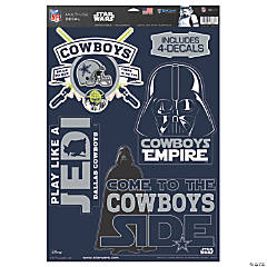 NFL® Dallas Cowboys™ Star Wars™ Decals