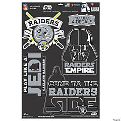 NFL® Oakland Raiders™ Star Wars™ Decals