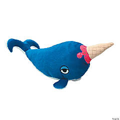 Plush À La Mode Narwhal