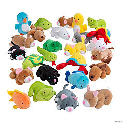 Mini Pet Shop Stuffed Animal Assortment